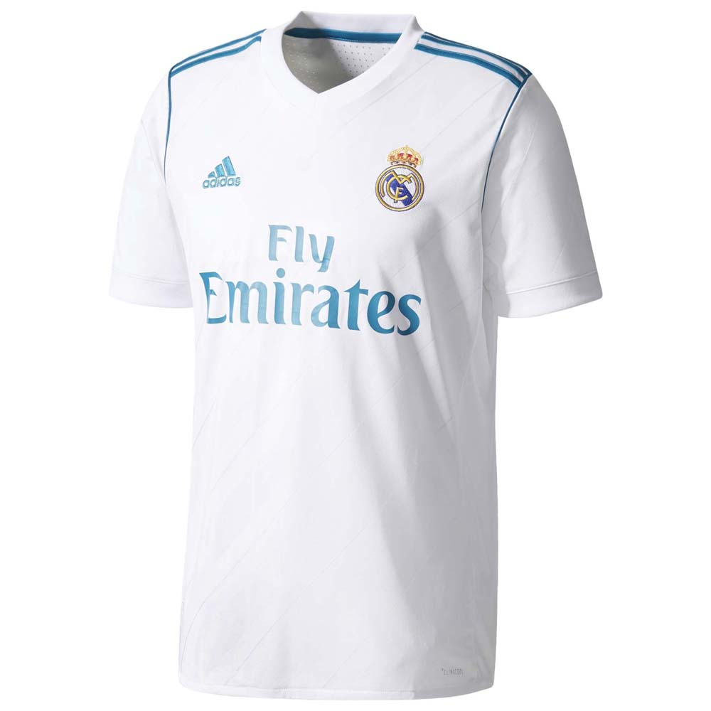 812a3917c adidas Real Madrid Home 17 18 White buy and offers on Goalinn