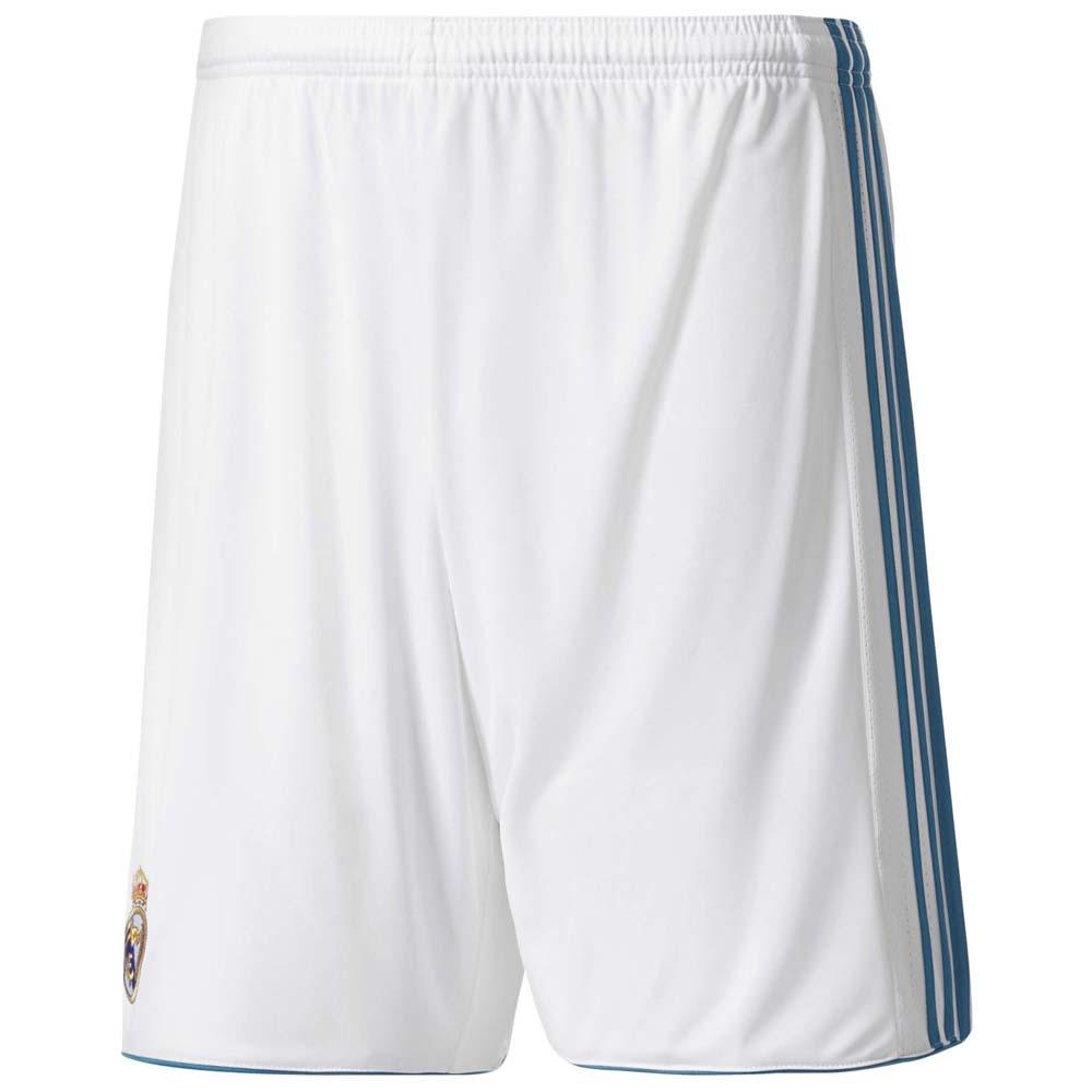 4488e010d30ff adidas Real Madrid Home Shorts Blanco