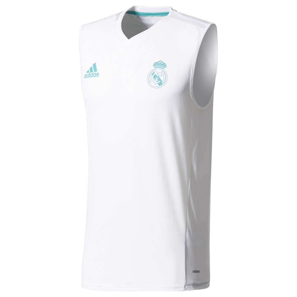 huge selection of 5b6f5 a3eac adidas Real Madrid Sleeveless Jersey , Goalinn Futebol