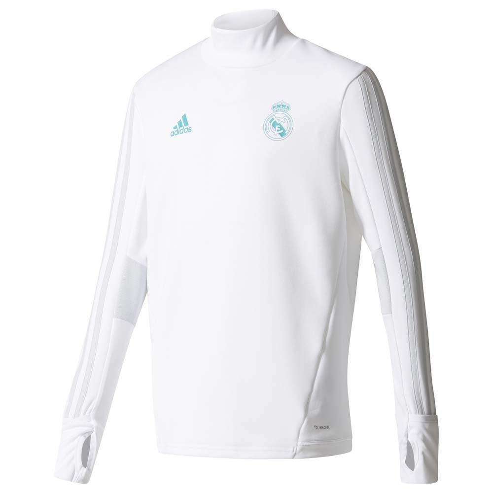 Clubs Adidas Real Madrid Training Top Junior