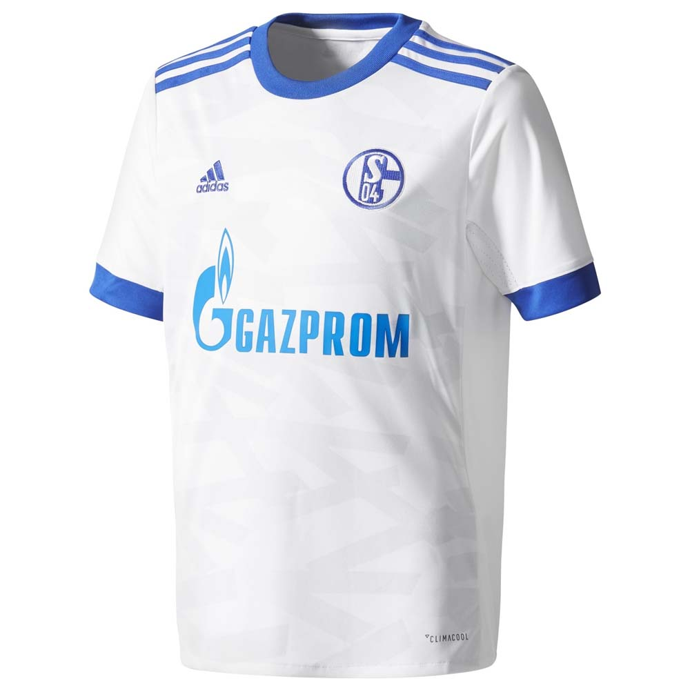 Clubs Adidas Schalke 04 Away Jersey Junior