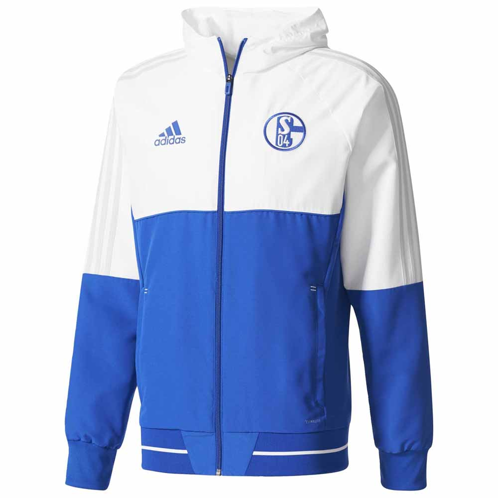 Clubs Adidas Schalke 04 Pre Jacket