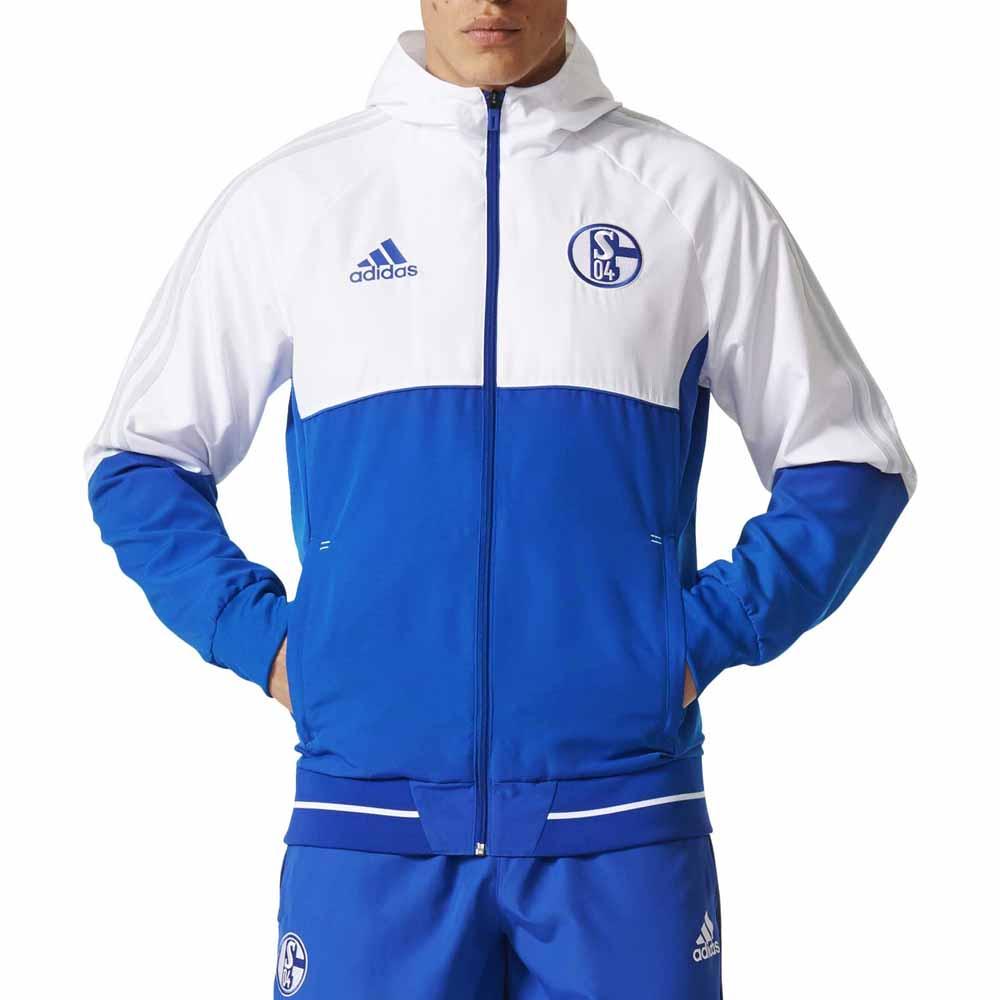FC Schalke 04 Windbreaker Gr XXL