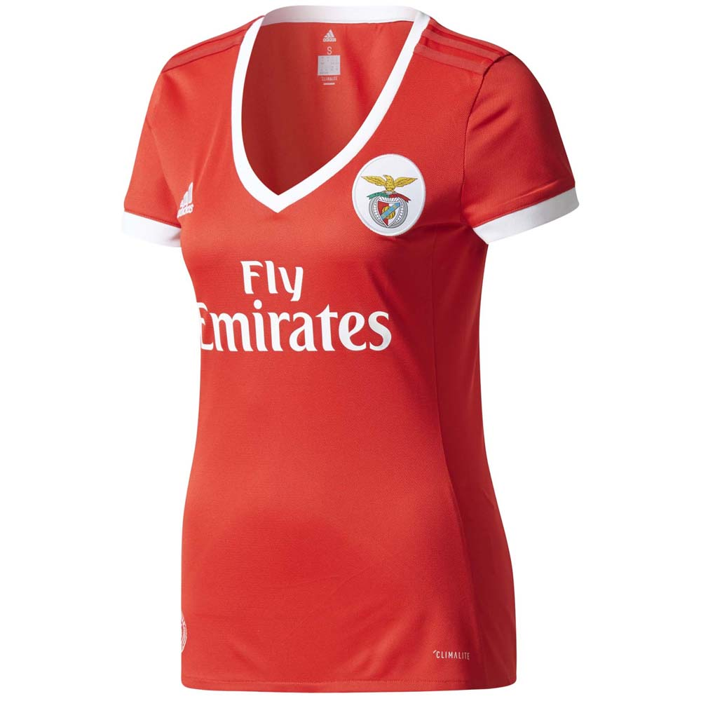 adidas SL Benfica Home Jersey Woman buy and offers on Goalinn 9f01307111dd5