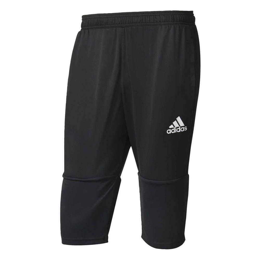 0b14d8b8827 adidas Tiro 17 3/4 Pants Black buy and offers on Goalinn