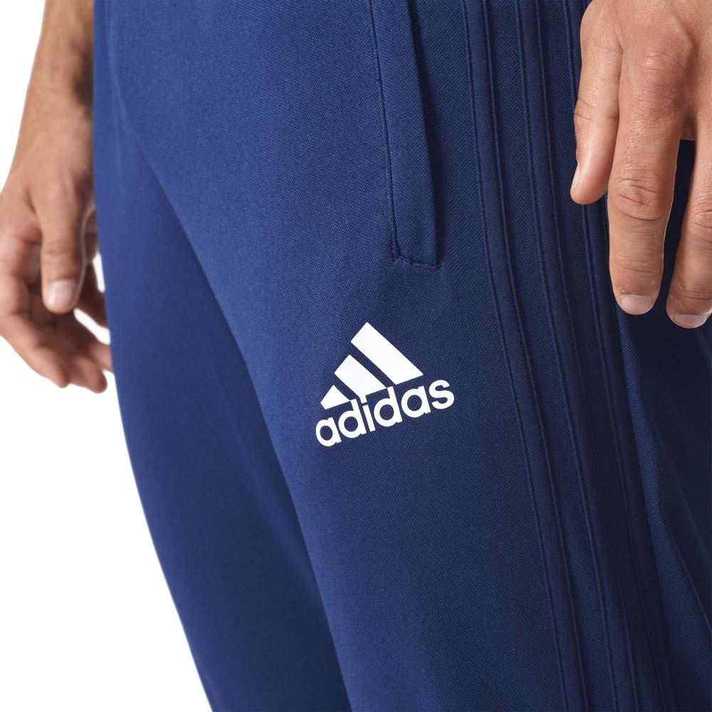 adidas Tiro 17 Training Pants Blå kjøp og tilbud, Goalinn