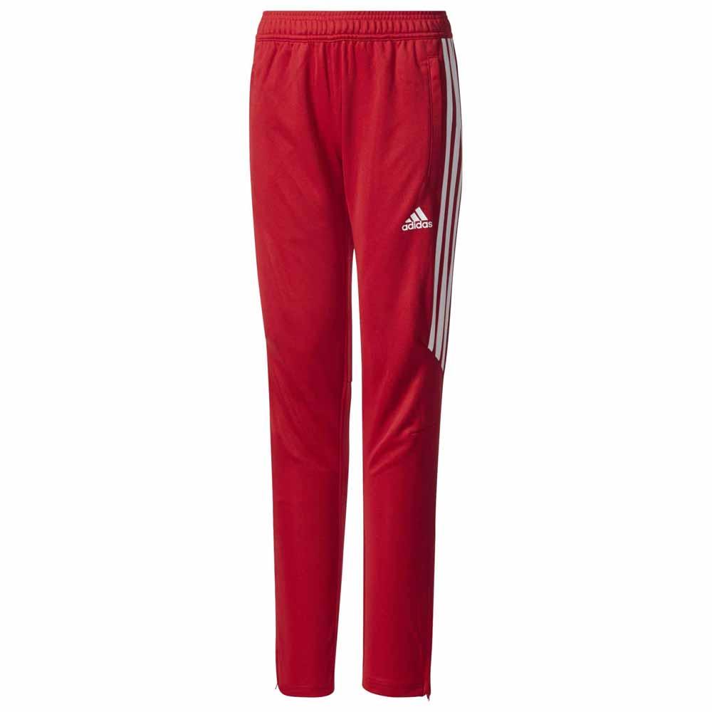 adidas Tiro 17 Training Pants Red buy and offers on Goalinn