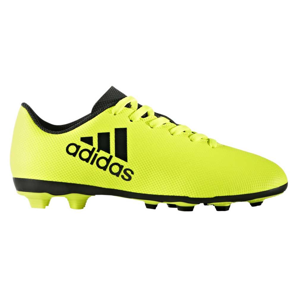 Todo tipo de amante rotación  adidas X 17.4 FXG Green buy and offers on Goalinn