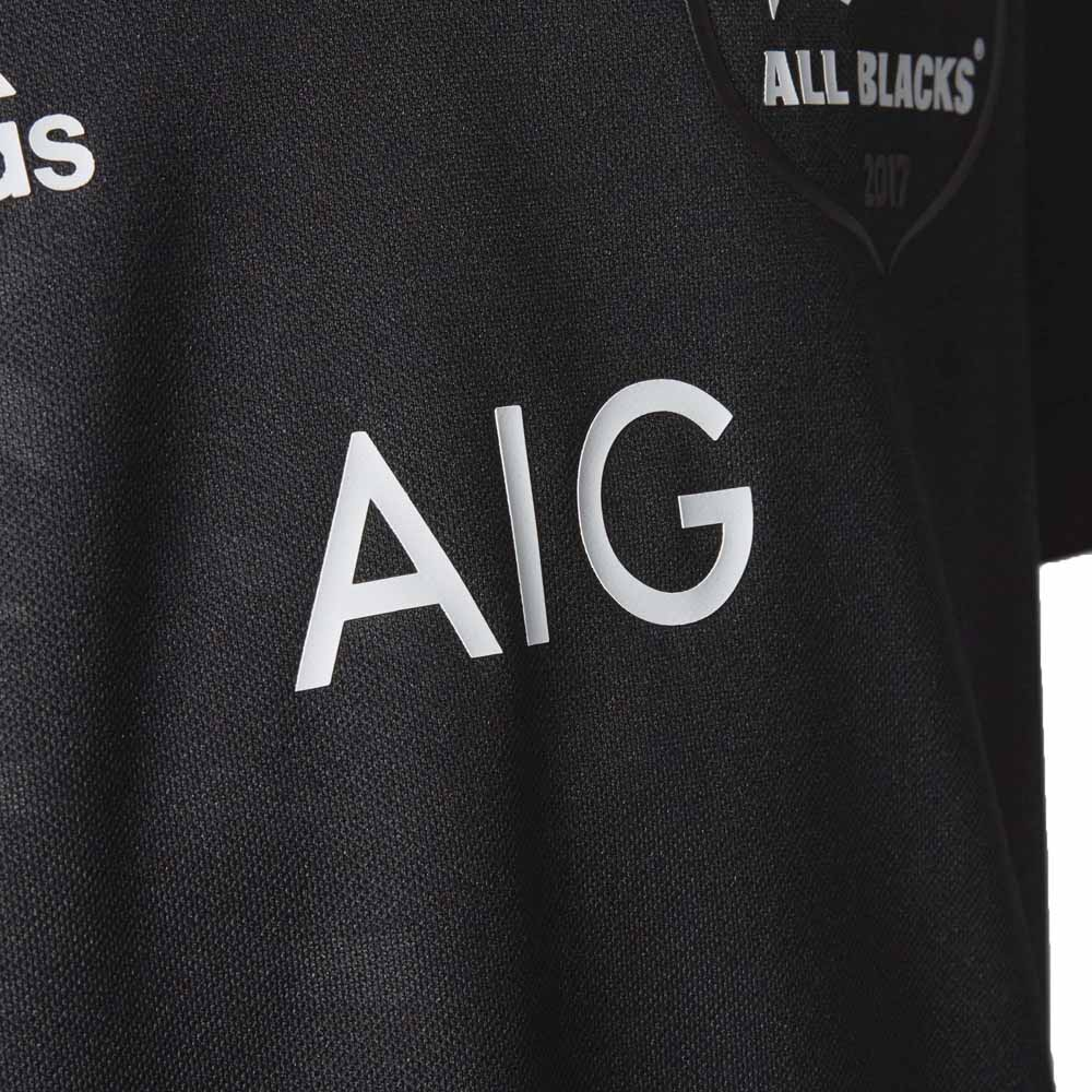 18193f95982 adidas All Blacks Home B-Lions Jersey Junior Black, Goalinn