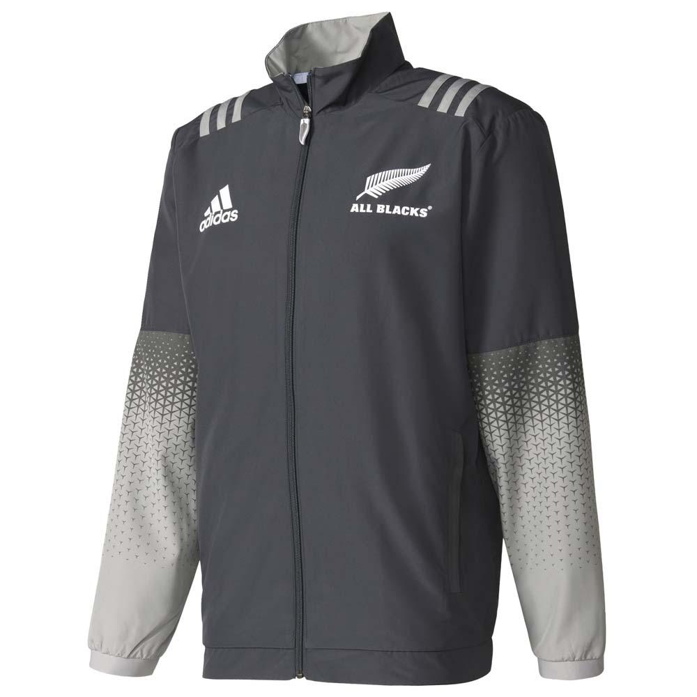 Rugby Adidas All Blacks Presentation Jacket