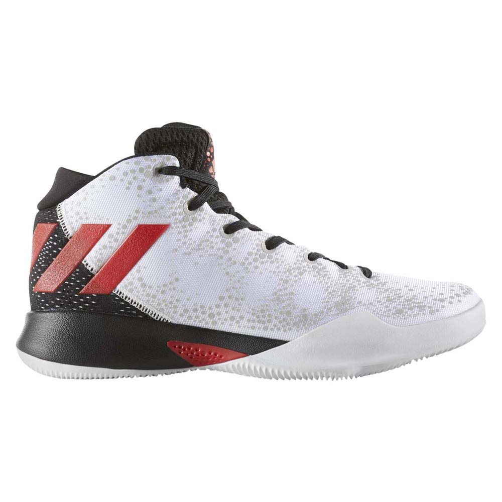 b91ece5c86f0 adidas Crazy Heat White buy and offers on Goalinn