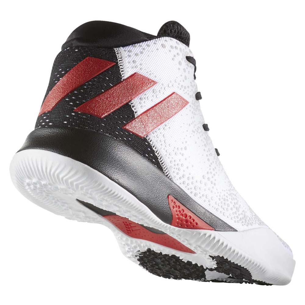 salario invadir Costoso  adidas Crazy Heat White buy and offers on Goalinn
