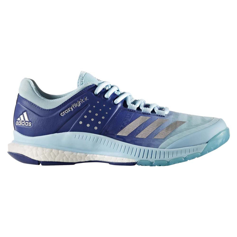 best service 92cf2 64da1 adidas Crazyflight X Blue buy and offers on Goalinn