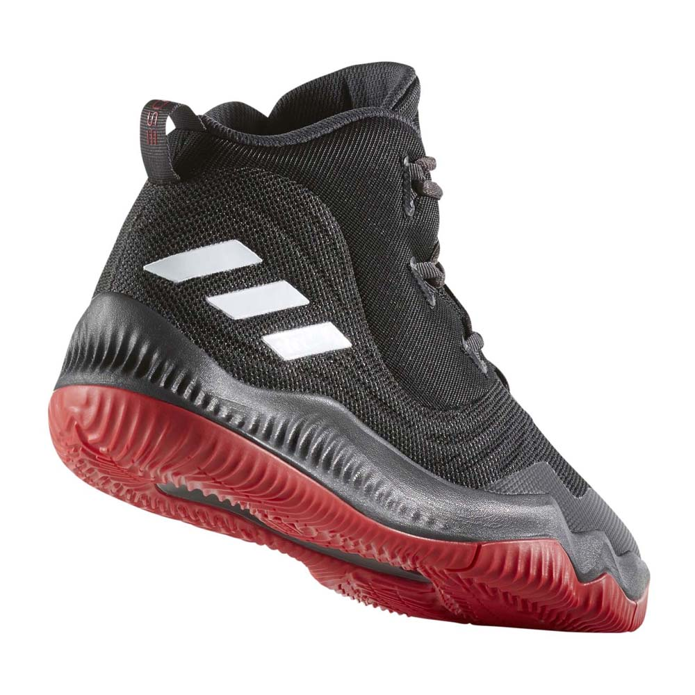 2bbf8755212e adidas D Rose Dominate III Black buy and offers on Goalinn