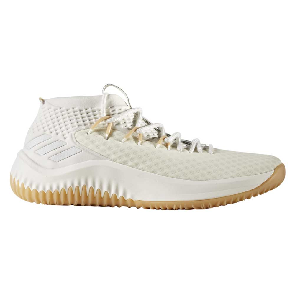 adidas Dame 4 White buy and offers on
