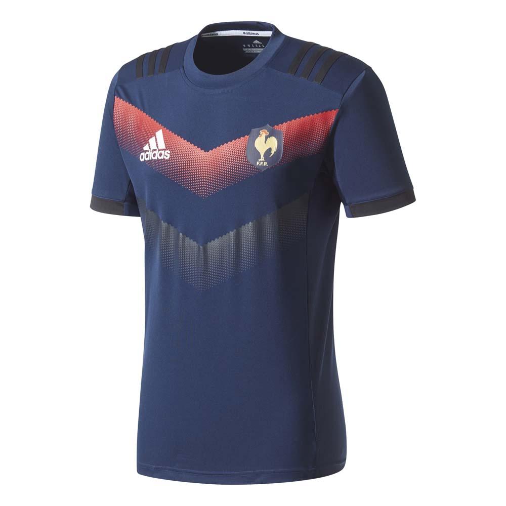 Rugby Adidas Ffr Perf Tee