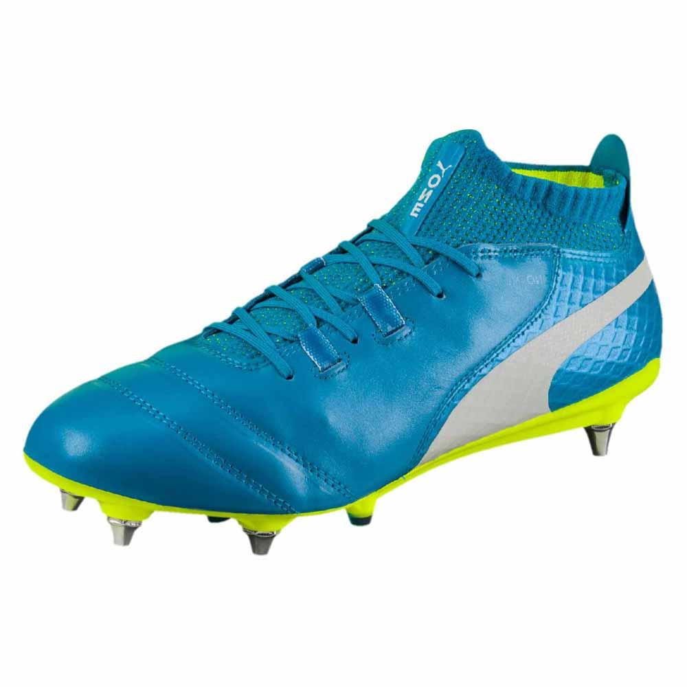 b52f31131 Puma One 17.1 Mixed SG Blue buy and offers on Goalinn