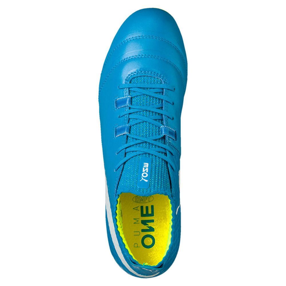 puma one 17.1 blu