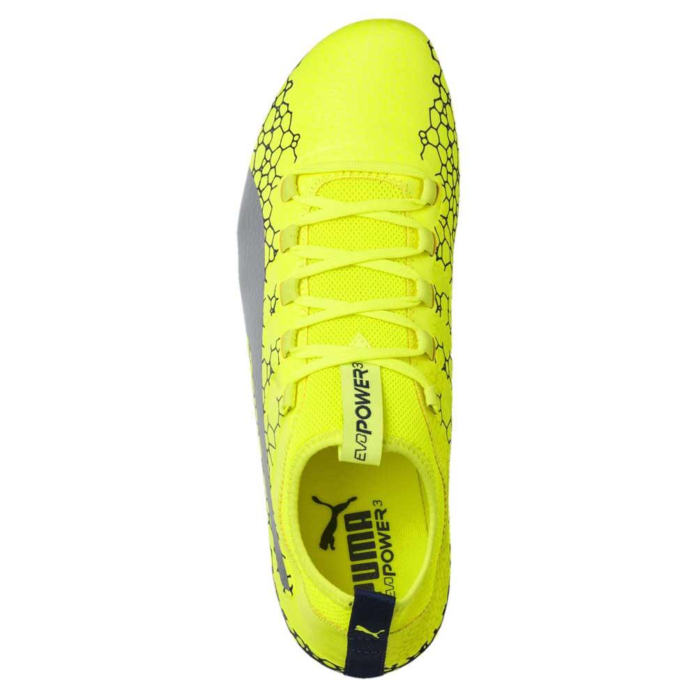 3f2f60ac11a8 Puma evoPOWER Vigor 3 Graphic FG Yellow
