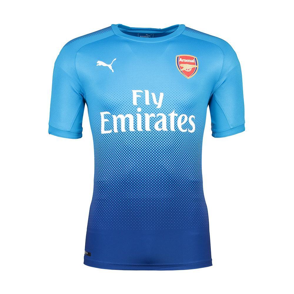 cf0d230218c0d Puma Arsenal FC Away Replica 17/18 Bleu, Goalinn