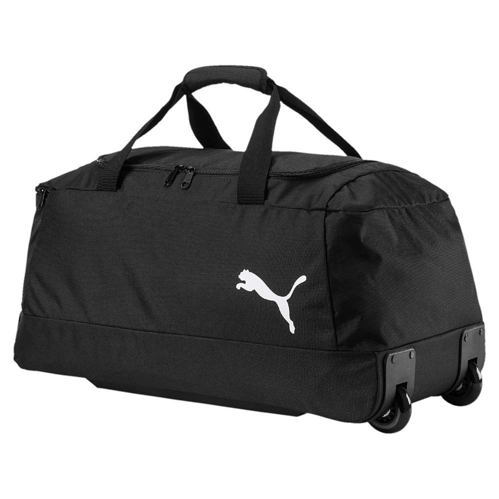 Puma Pro Training II Medium Wheel Bag Black 7fb2603cd0495