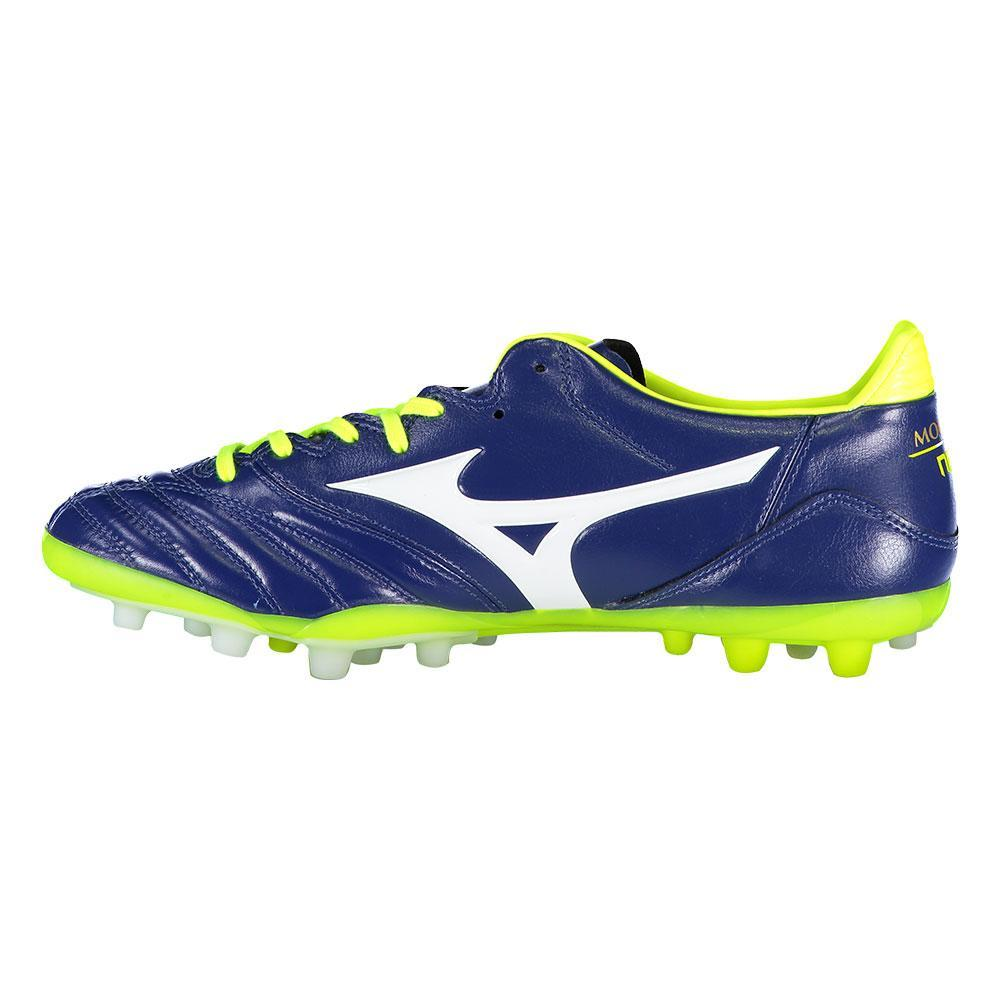 new arrival 7caf1 d3c33 Mizuno Morelia Neo KL AG Blue buy and offers on Goalinn