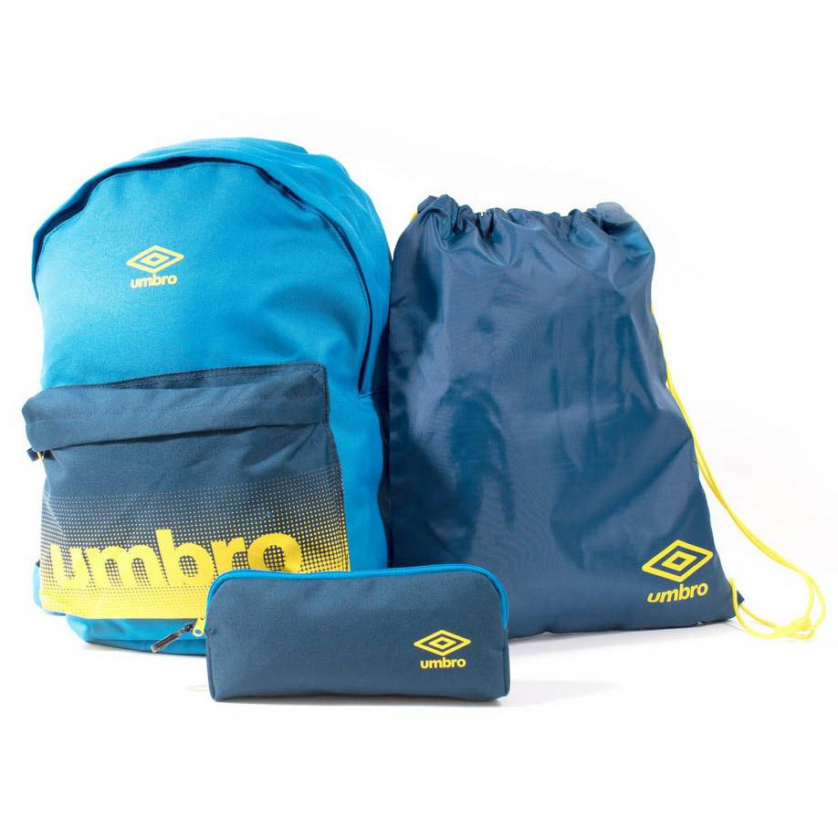 7d3ebf0c822a Umbro BTS Backpack Gymsack Pencil Case Blue