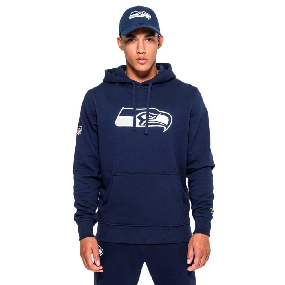 new era NFL SAN FRANCISCO 49ERS HOODY Blue hos