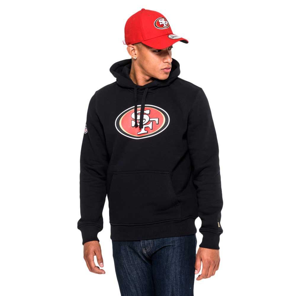 New era San Francisco 49ers Pullover Team Logo Hoodie