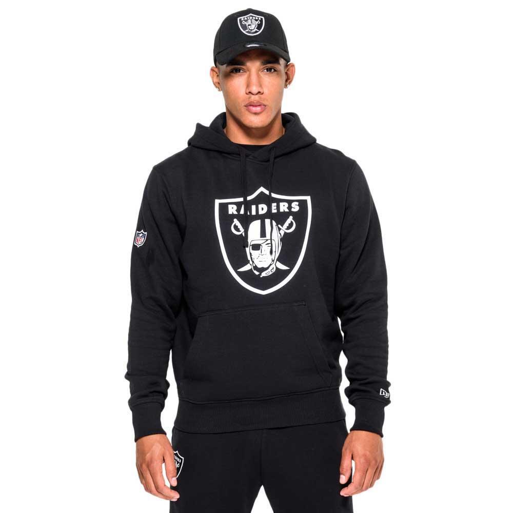 New era Oakland Raiders Pullover Team Logo Hoodie Zwart, Goalinn