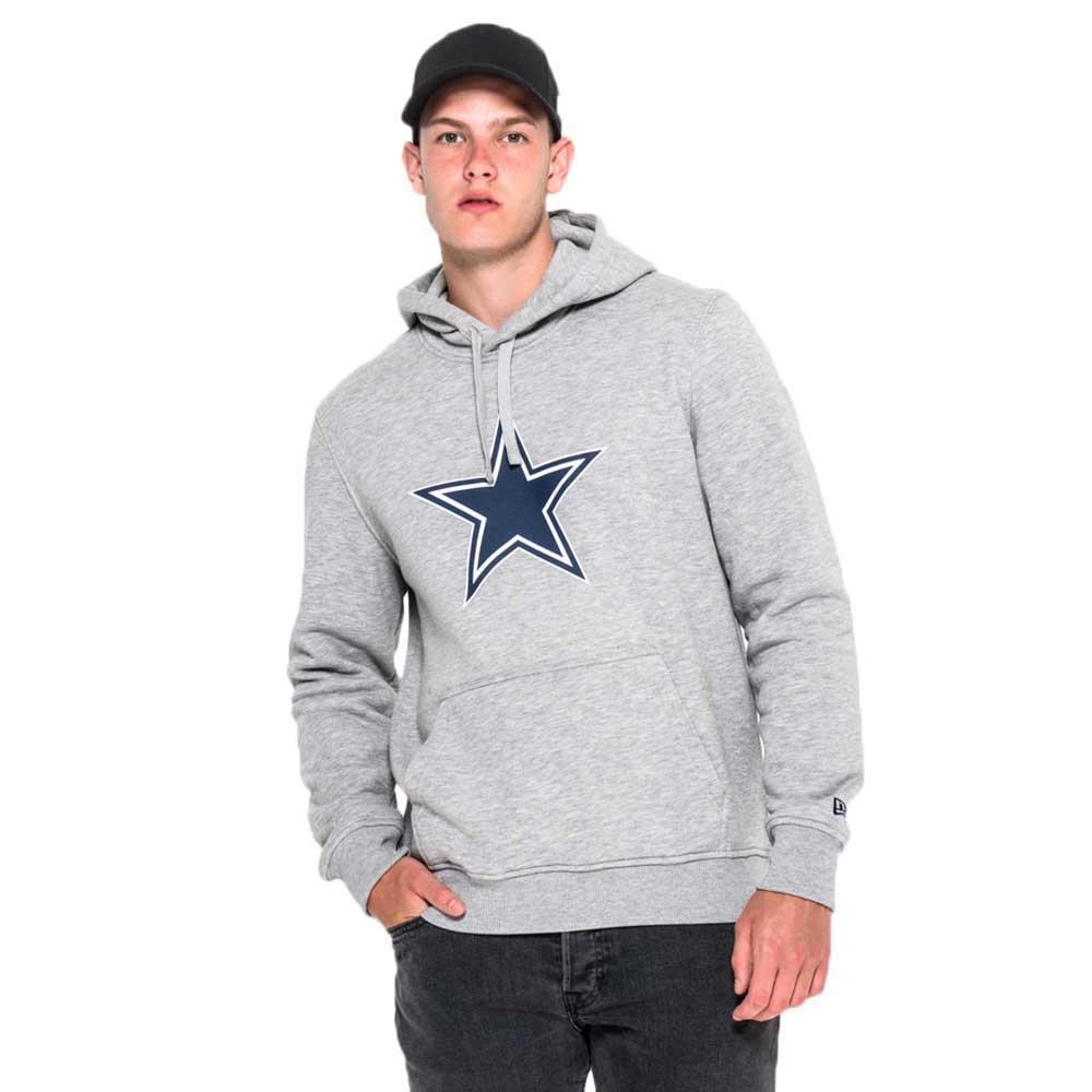 classic fit 37b6e cb554 New era Dallas Cowboys Pullover Team Logo Hoodie