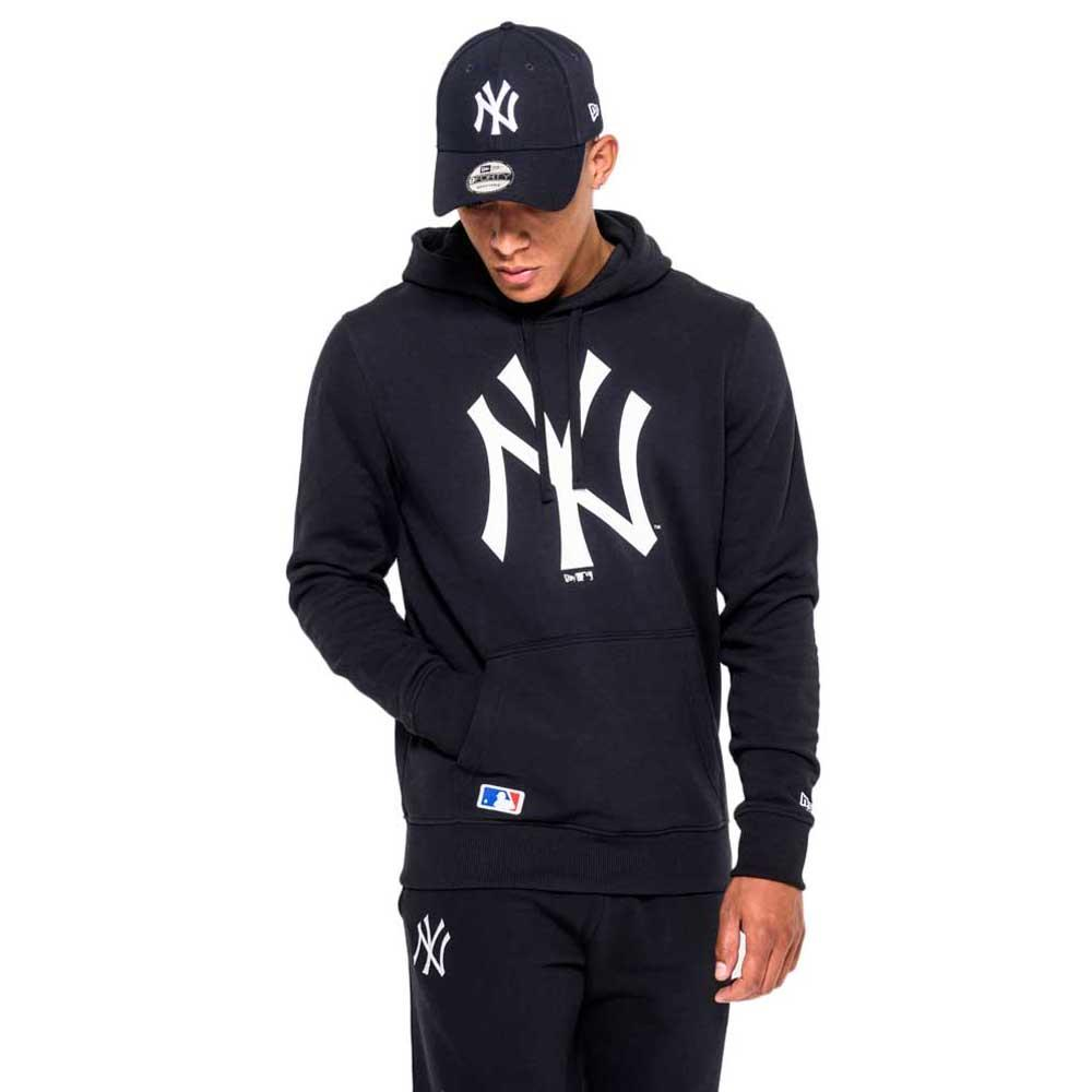 ae345364cd437 New era NY Yankees Pullover Sudadera Azul