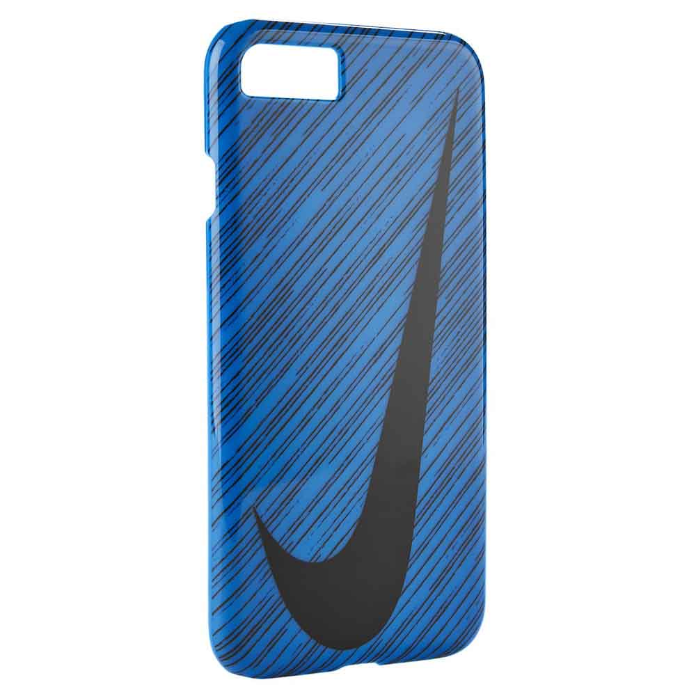 Nike accessories Graphic Swoosh Phone Case iPhone 7 Blue 6bc4bf64bd8eb