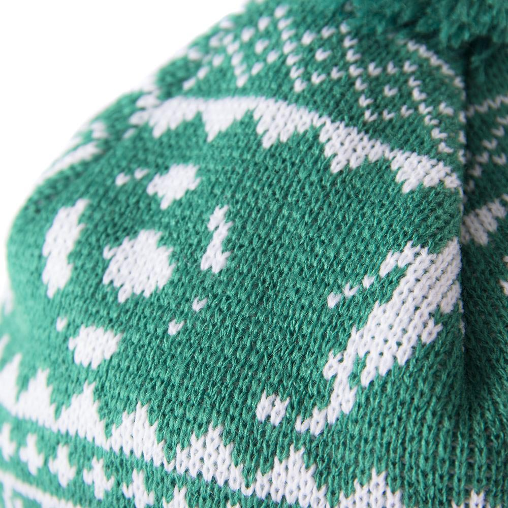 02634ae6c Copa Nordic Knit Beanie Green buy and offers on Goalinn
