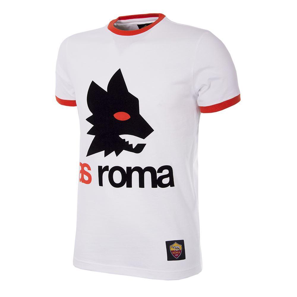 Copa As Roma Logo White Buy And Offers On Goalinn