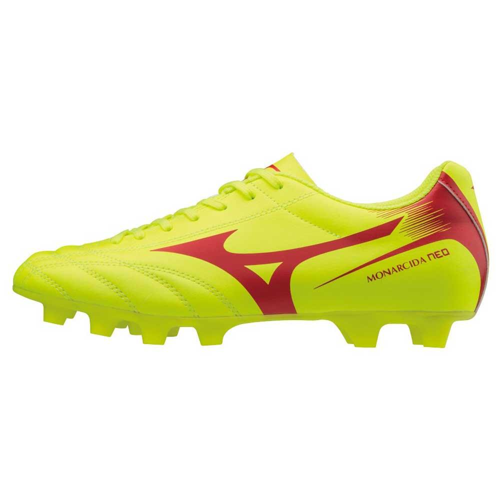 ffb339d1e773 Mizuno Monarcida Neo MD Yellow buy and offers on Goalinn