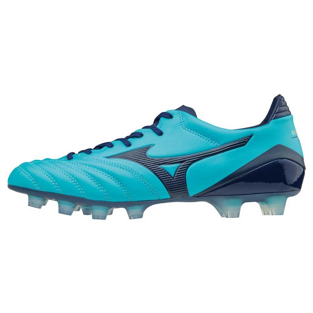 more photos 08431 8b26d Mizuno Morelia Neo II K Leather MD Blue, Goalinn