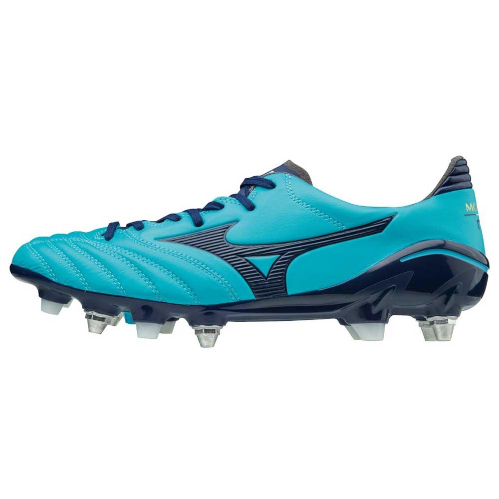 buy popular 65920 cacb5 Mizuno Morelia Neo II SG Blue buy and offers on Goalinn