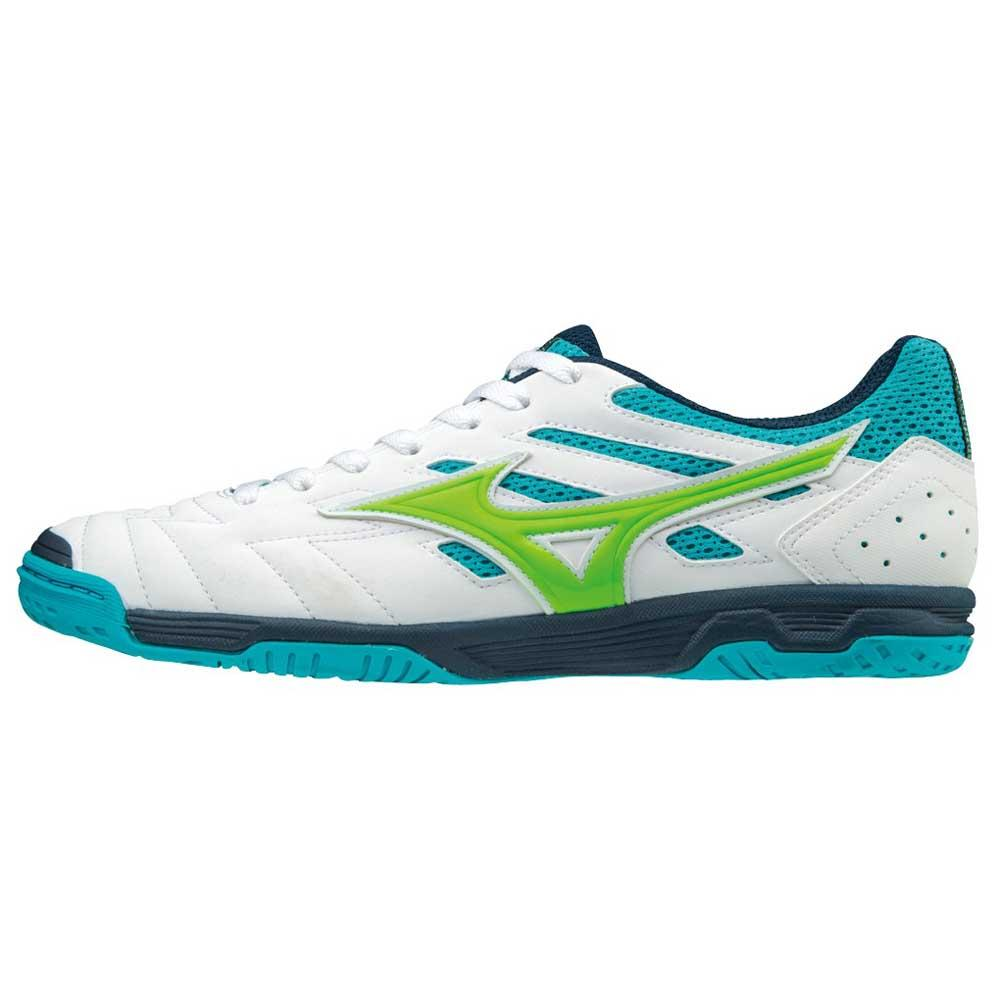 1e47ed47ce Mizuno Sala Classic 2 IN White buy and offers on Goalinn