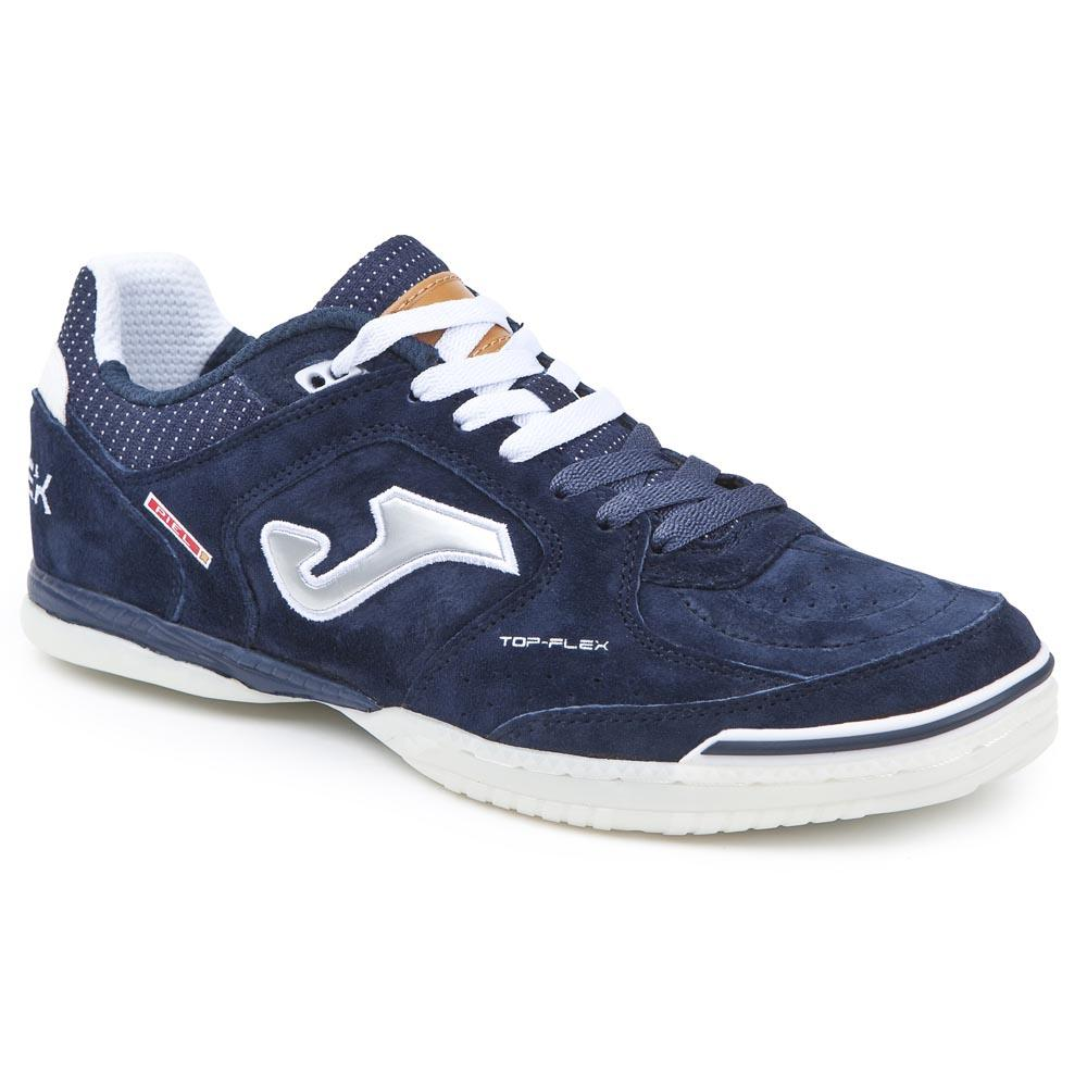 Joma Top Flex Nobuck IN Azul comprar y ofertas en Goalinn cd27de98bd296