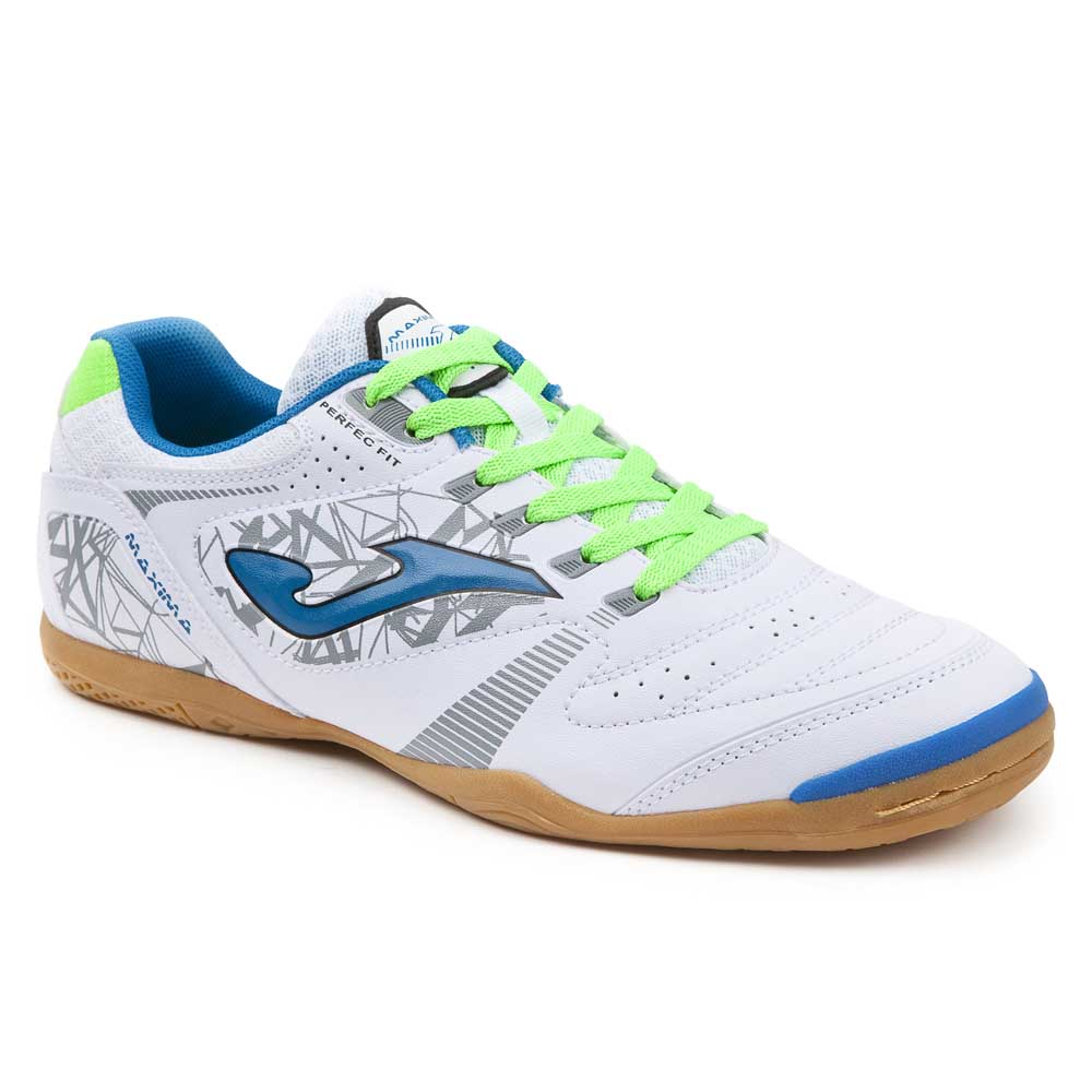 6dbe6c99f Joma Maxima IN White buy and offers on Goalinn