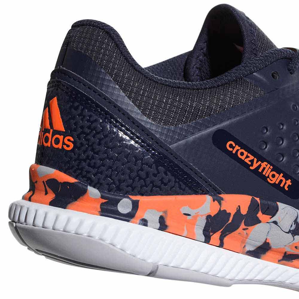 5ac660172ad2b adidas Crazyflight Bounce Niebieski kup i oferty, Goalinn Adidasy