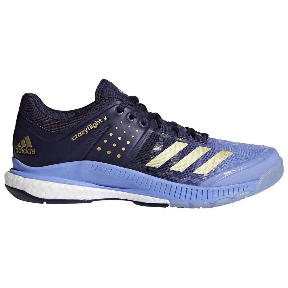 innovative design d8600 d2c7d adidas Crazyflight X Purple buy and offers on Goalinn