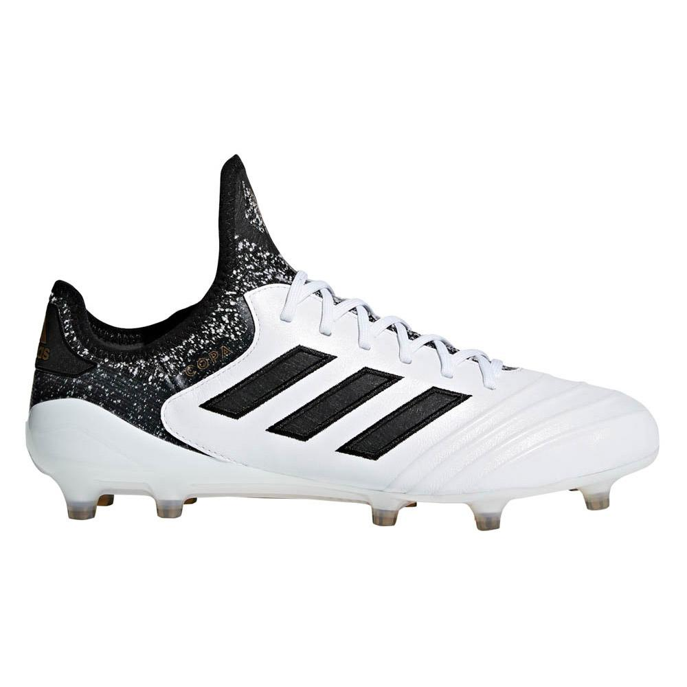 designer fashion 0afb3 1091a adidas Copa 18.1 FG White buy and offers on Goalinn