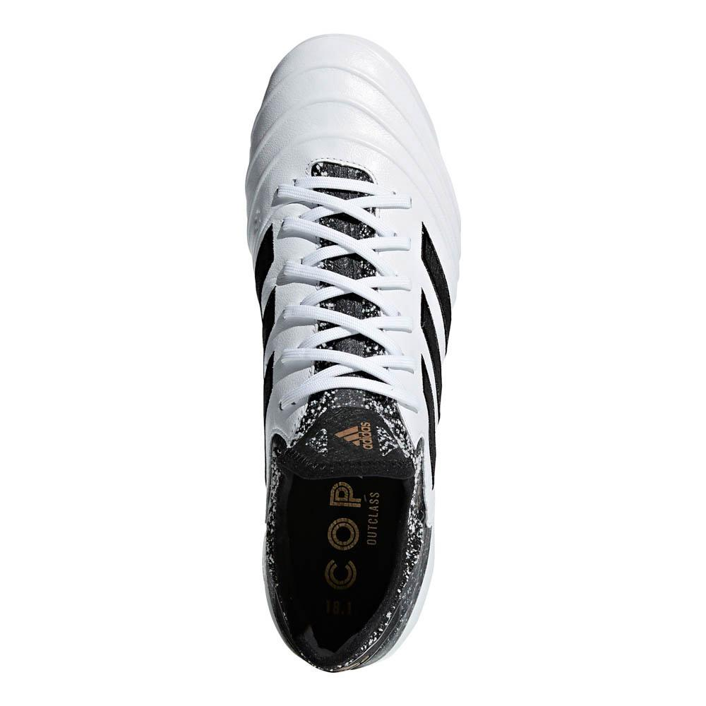 191467991 adidas Copa 18.1 FG White buy and offers on Goalinn