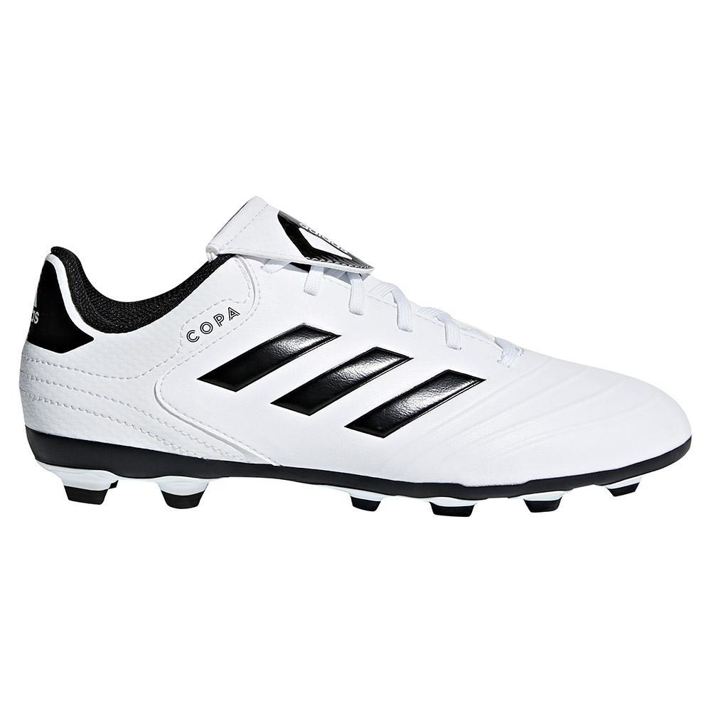 adidas Copa 18.4 FXG Football Boots White, Goalinn