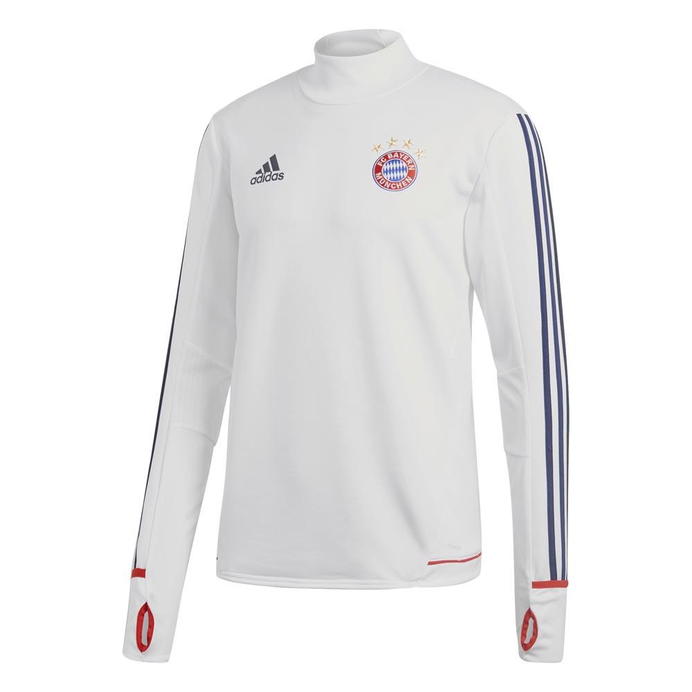 promo code 5e05f 9de5b adidas FC Bayern Munich Training 17/18 White, Goalinn
