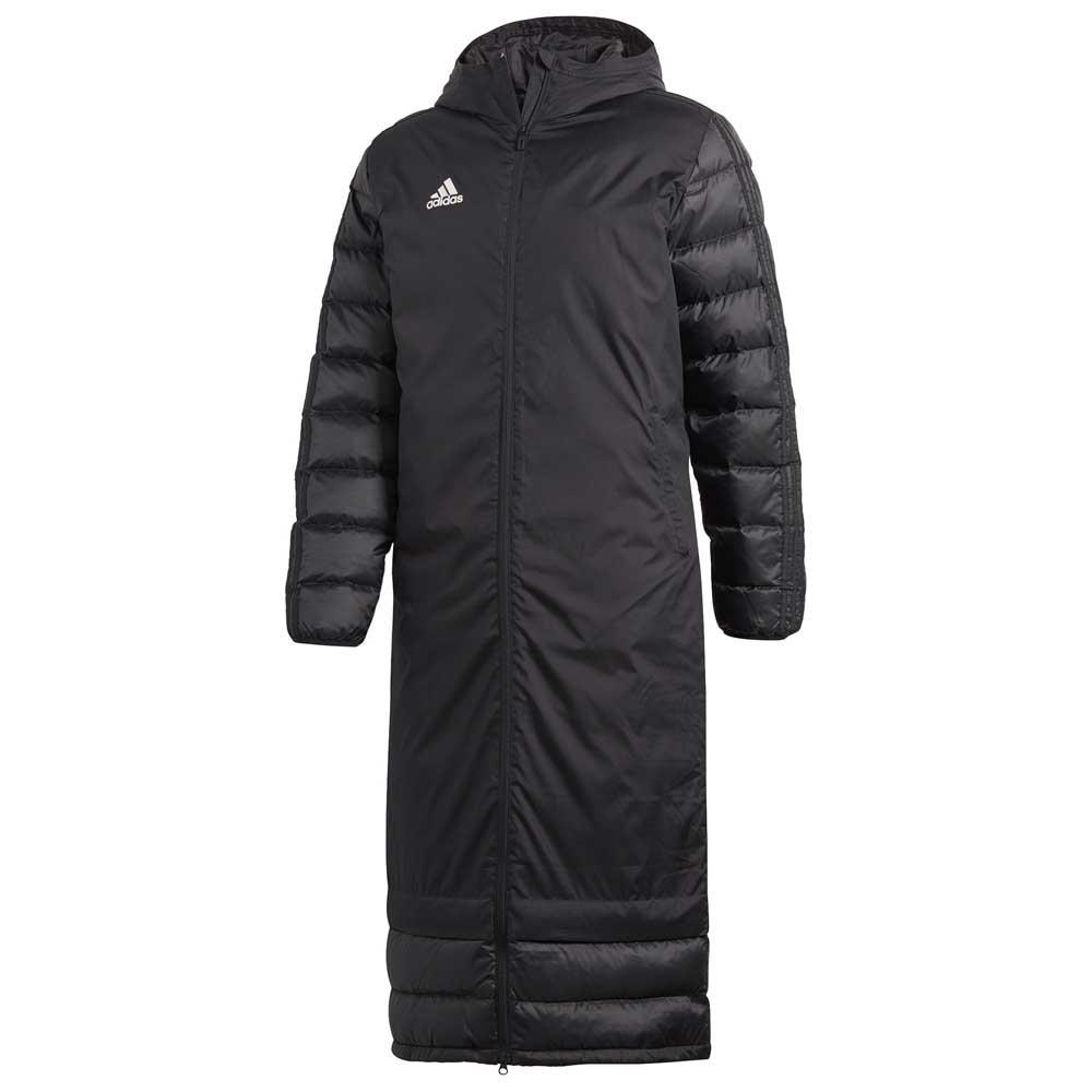 c7496a520 adidas Winter Coat 18 Negro comprar y ofertas en Goalinn