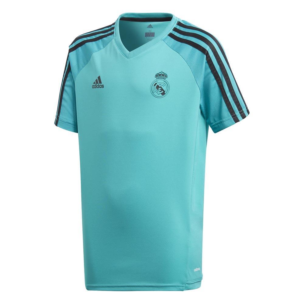 4d4ab5964 adidas Real Madrid Training 17 18 Bleu