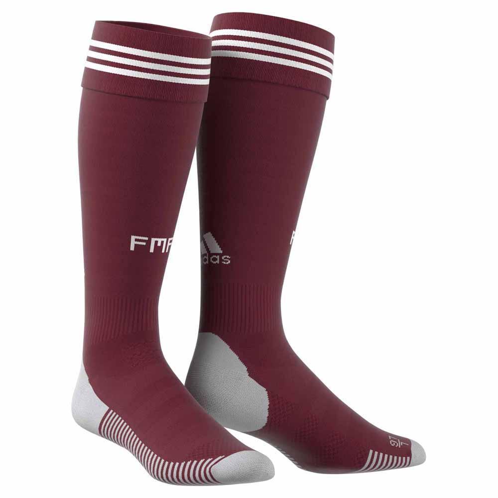 6eeb2bc98 adidas Mexico Home Socks Brown buy and offers on Goalinn